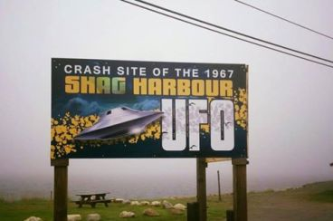Shag Harbour UFO site